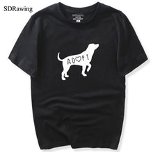 Dog Adopt Women's T Shirt
