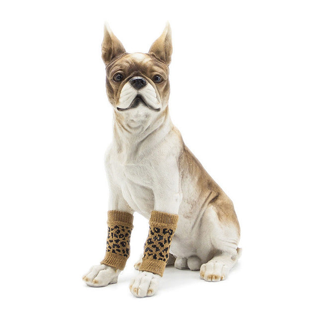 Small Dog Leg Warmers - Numerous patterns