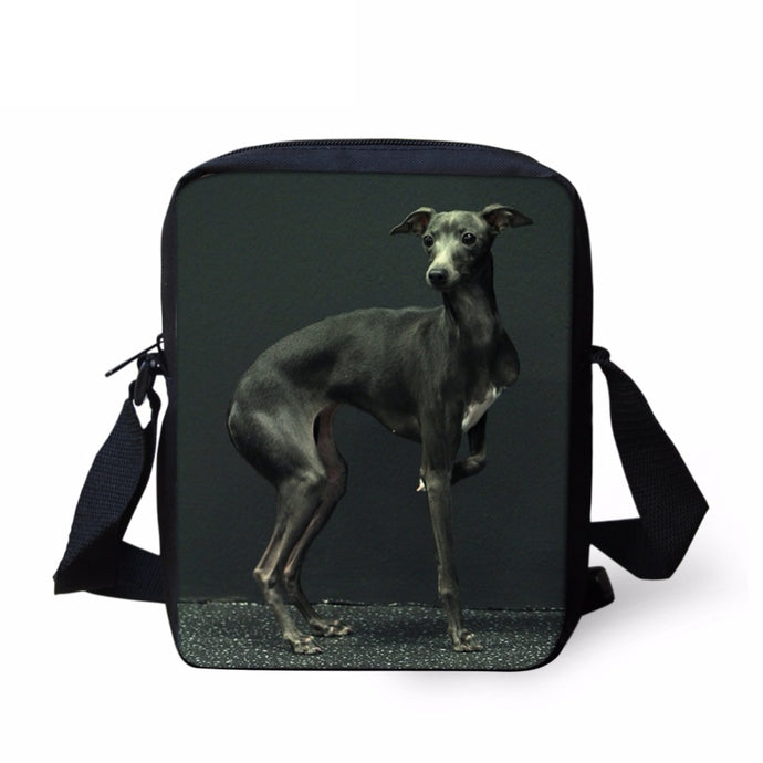 Women's Greyhound Handbag Satchel - many different  greyhound pics