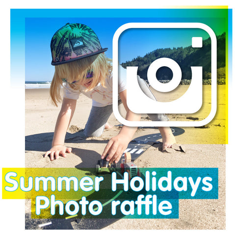 Summer Holidays Photo raffle