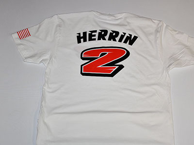 HERRIN 2 TEE NEXT LEVEL 100% COTTON