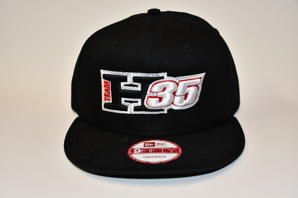 TEAM SOLIS H35 NEW ERA SNAP BACK - BLACK