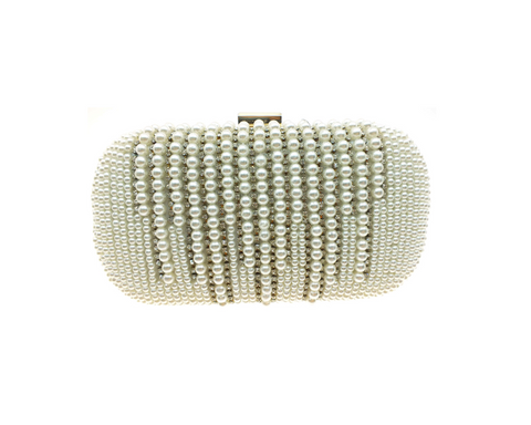 Pearl, clutch, occasion bag - Prom Collection - Beth Jordan