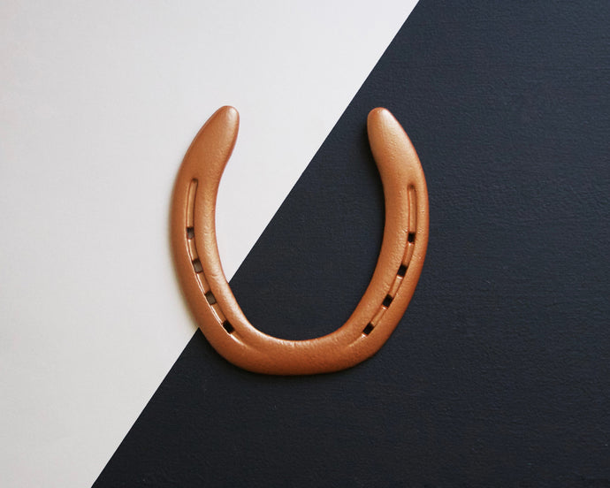 Lucky Horseshoe, Copper