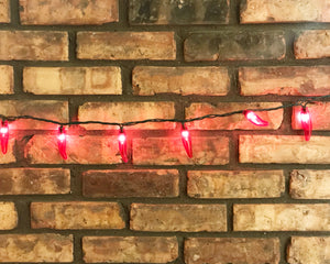Chili Pepper Lights, Red
