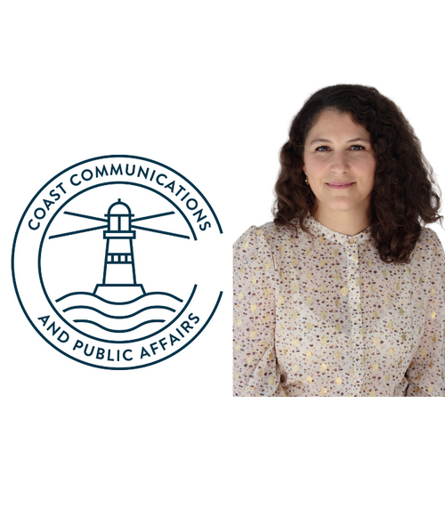 Coast Communications and Public Affairs welcomes Lianne Elias as an Associate