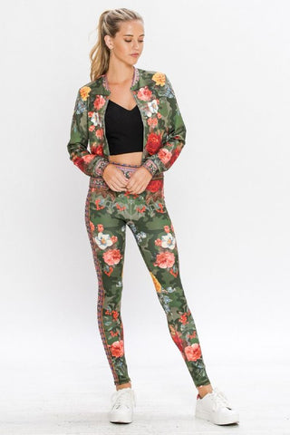 Camio 2 piece pants set