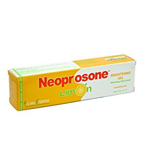 Neoprosone Lemon Brightening Gel  by reeanna.com