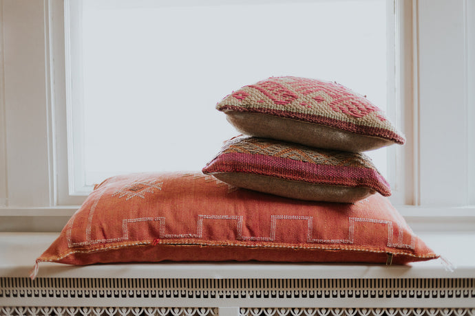 Pillow Styling Tips for the Home