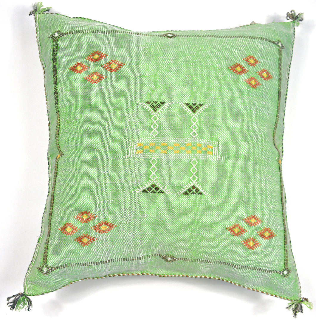 cactus silk, home decor, bedroom decor, home renovation, Moroccan pillow, pillow insert, throw pillow, work space, bohemian, modern
