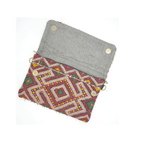 Load image into Gallery viewer, Moroccan Crossbody/Clutch Bag (MK08)