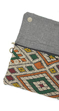 Load image into Gallery viewer, Moroccan Crossbody/Clutch Bag (MK02)
