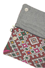 Load image into Gallery viewer, Moroccan Crossbody/Clutch Bag (MK03)