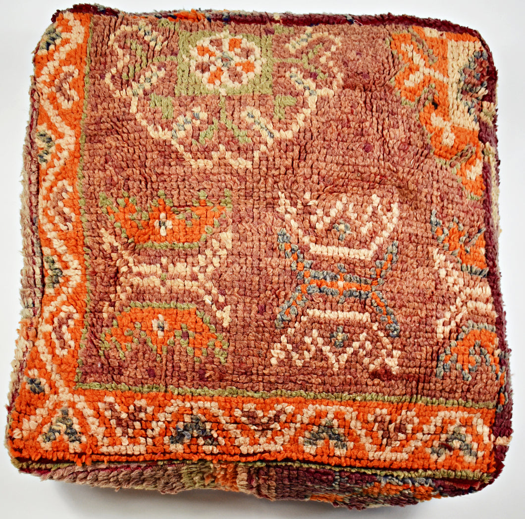 Moroccan Pouf/Floor Cushion - MPF23