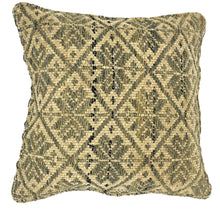 Load image into Gallery viewer, Peruvian Frazada Square Pillow (SQ01)