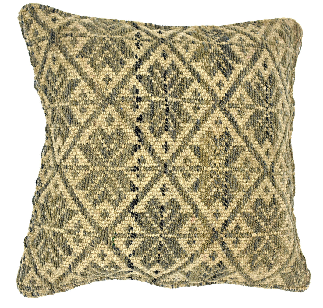 Peruvian Frazada Square Pillow (SQ01)