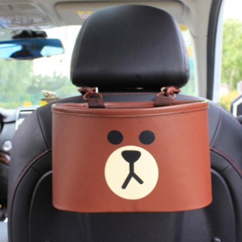 Kids on-the-go Car Bag