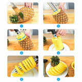 Spiral Pineapple Slicer