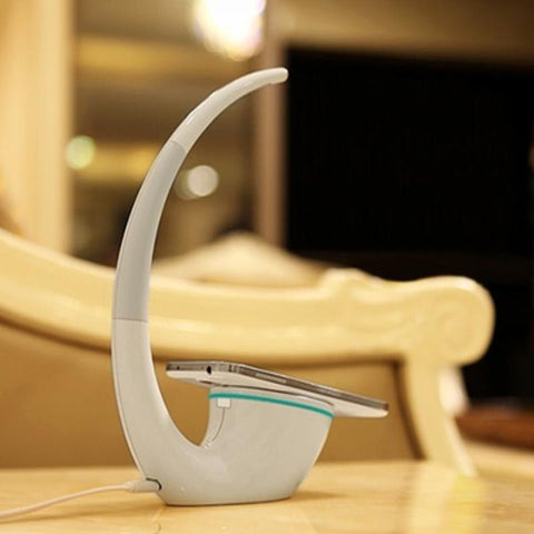 LED Lamp Phone Charger