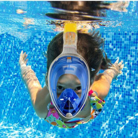 Pro Extreme Full Face Snorkel Mask