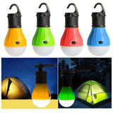 Hanging LED Camp Bulb