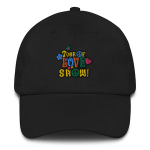 "Tour of Love Show ""Dad"" hat"