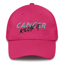 Cancer - Killin It 3D Puff Image Cotton Cap