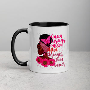 You are a Queen Mug with Color Inside