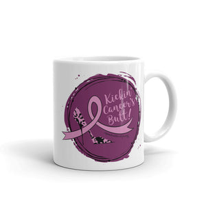 Kickin' Cancer's Butt Mug