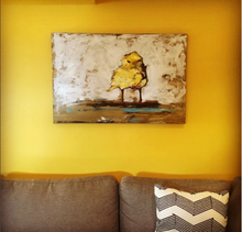 Chubby Chick Pablo by Doug Belding on wall