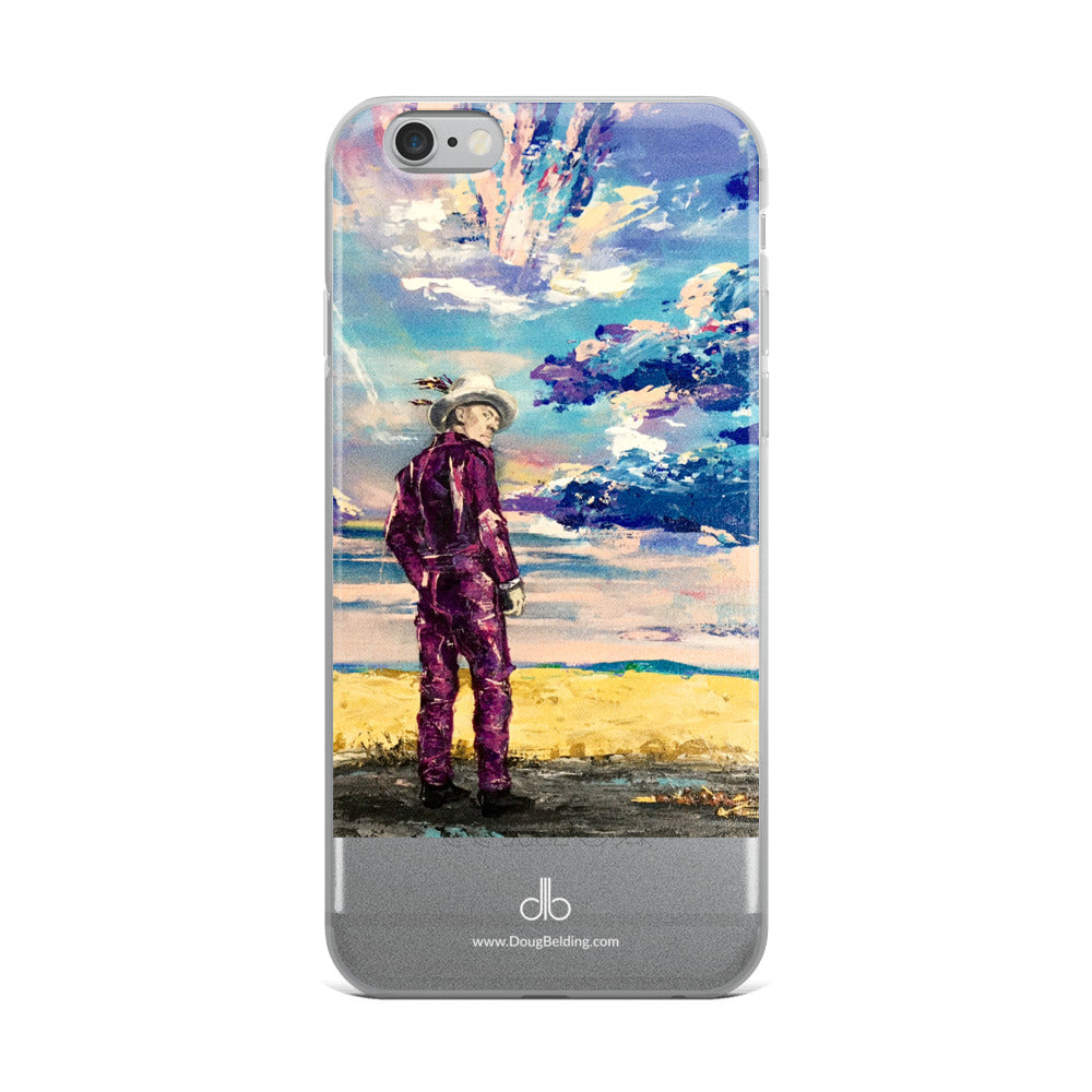 In Gord We Trust iPhone Case