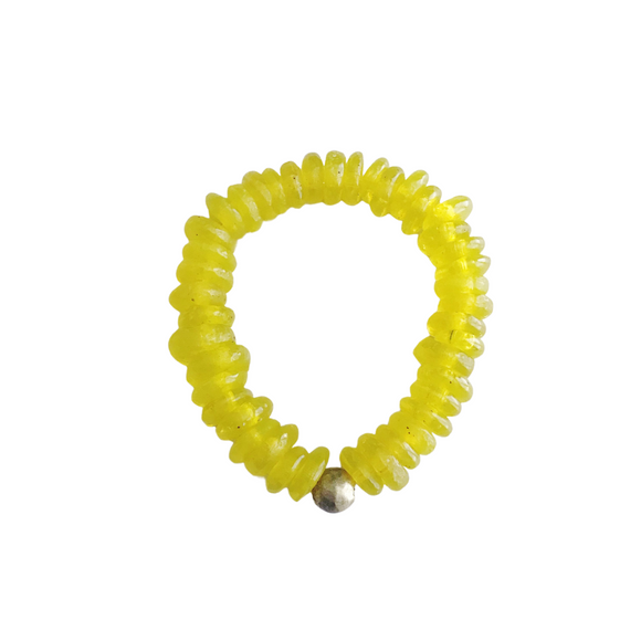 Yellow Joy Bracelet