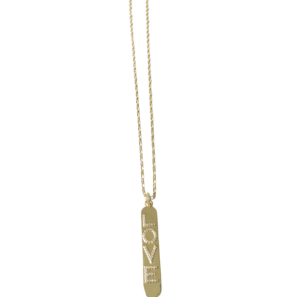 Long Love Necklace