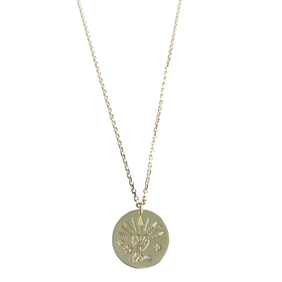 The Good Love Charm Necklace