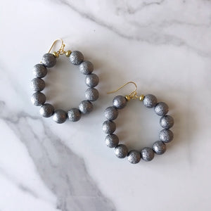Moondust Earrings