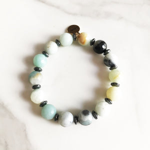 Amazonite Stretch Bracelet