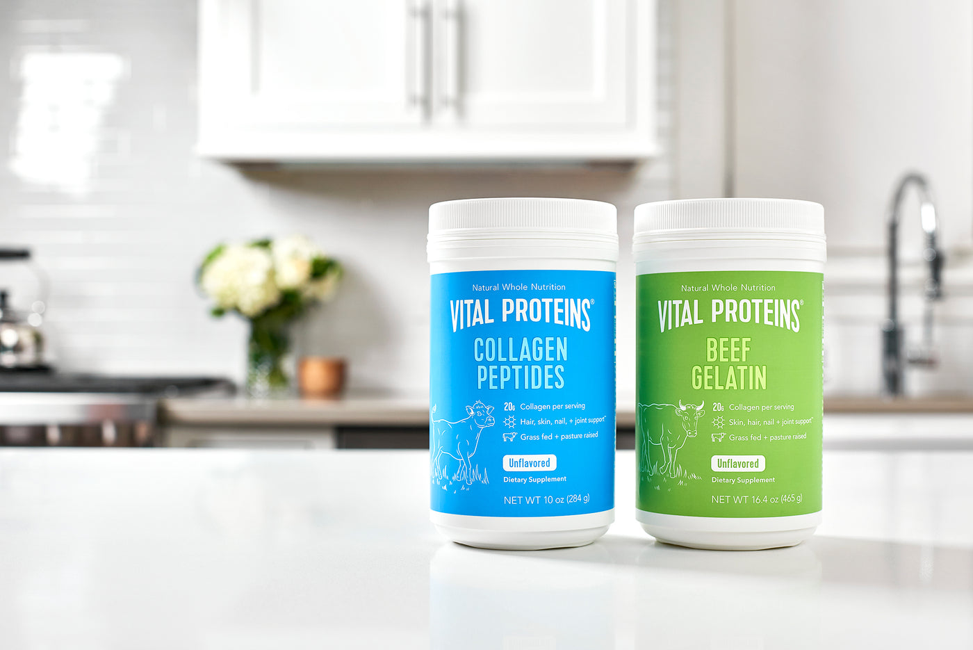 Your Guide to Collagen vs. Beef Gelatin - Vital Proteins