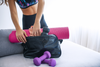 3 Tips to Always Guarantee a Clutter-Free Gym Bag