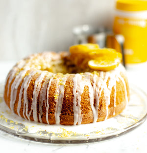 This Best-Ever Glazed Lemon Cake Was Made For Entertaining