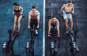 6 Non-Rowing Exercises to Do on a Rowing Machine