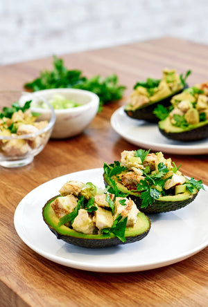 Best Lunch Award Goes to This Stuffed Avocado Recipe