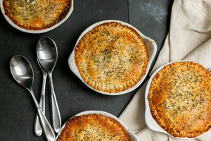 This Mouthwatering Chicken Pot Pie Recipe Will Please Everyone At Your Table