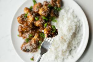 This Make-at-Home Crispy Sesame Chicken Is the Real Deal
