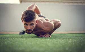 Here's How to Do One Arm Push Ups