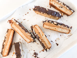 Use Pantry Staples To Make These Addicting Homemade Candy Bars