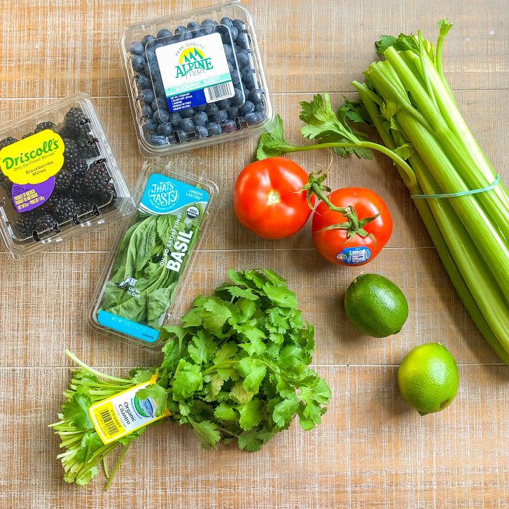 Check Out My Grocery Haul: A Week of Plant-Based Meals