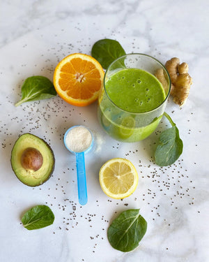 Kelly LeVeque's Immune-Boosting Smoothie Recipe