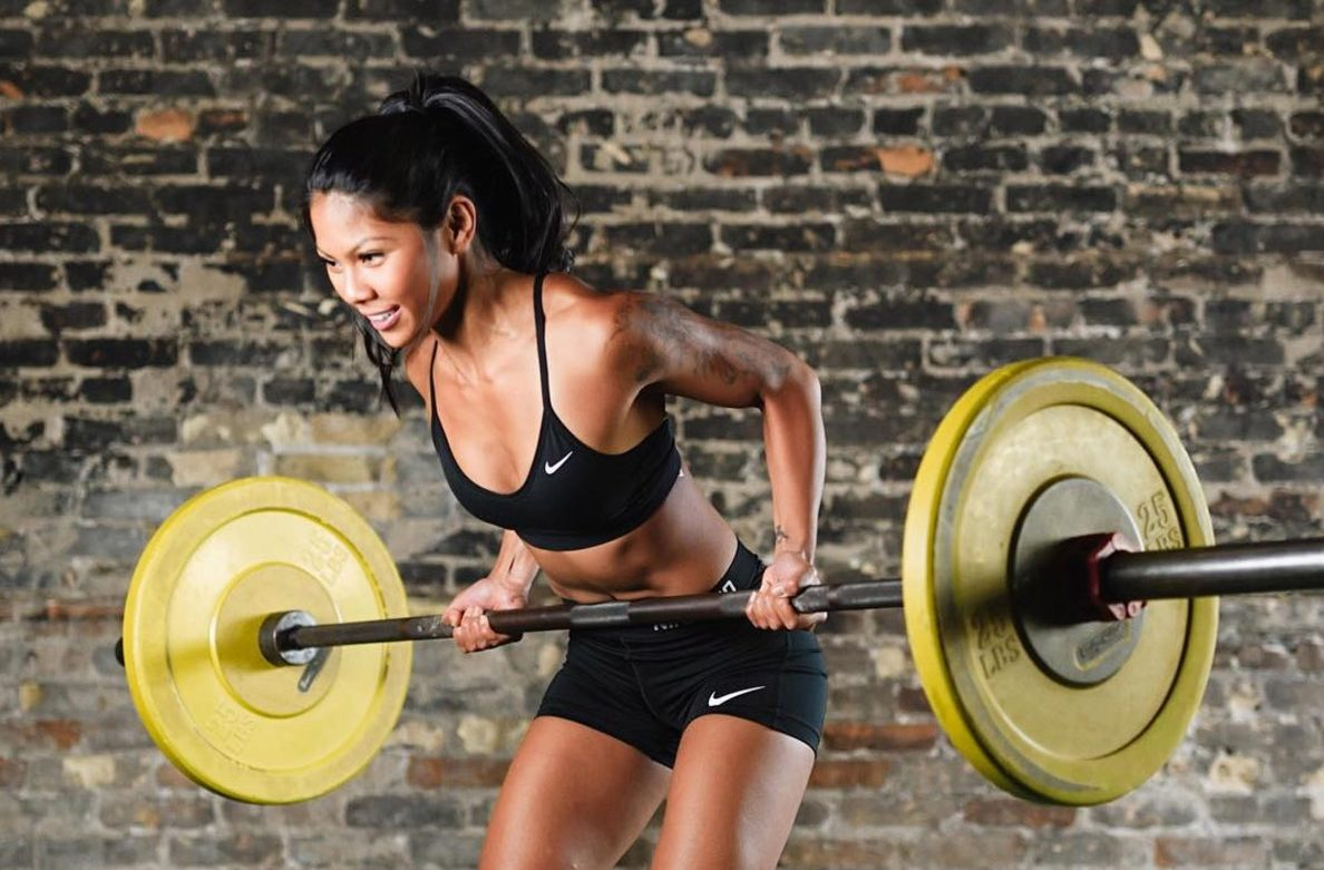 68013fda134b Betina Gozo on the Benefits of Weight Lifting for Women - Lively ...