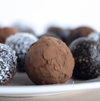 chocolate bliss balls