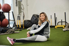 chloe kim workout